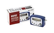 BLOW ASF02 Indikátor satelitního signálu - SLEVA NA ROZBALENÝ KUS