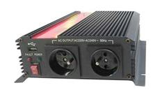 Carspa CAR1.6K 12V/230V 1600W USB (mod. sin.)
