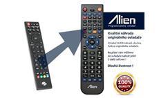 Dálkový ovladač ALIEN AB CryptoBox 600, 650, 652 HD - náhrada