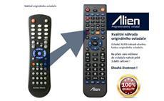 Dálkový ovladač ALIEN Golden Media UNI-BOX 9060, 9080 CRCI HD PVR - náhrada