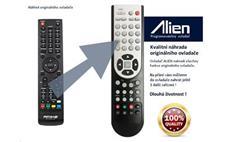 Dálkový ovladač ALIEN STB Amiko HD 8275+ - náhrada