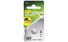 Knoflíková baterie do hodinek G10 GP LR54 (189F) Alkaline