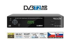 MASCOM MC720T2 HD DVB-T2 H.265/HEVC