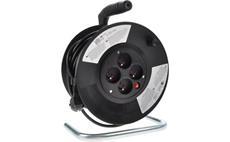Prodlužovací kabel na bubnu 25m Solight PB01