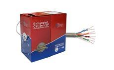 UTP kabel CAT 5E CCA ALIEN 0.5mm 305m